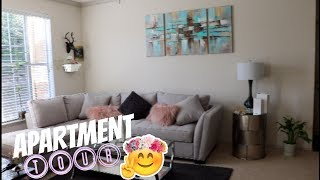 COZY Apartment Tour 2017 !!!