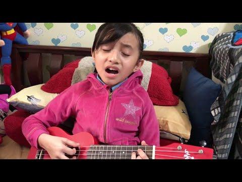 Buta _ caliph busker feat faizal tahir cover by Alyssa Dezek