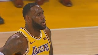 Should Lakers Trade LeBron James? Jeff Van Gundy Thinks They Should During Celtics vs Lakers Game