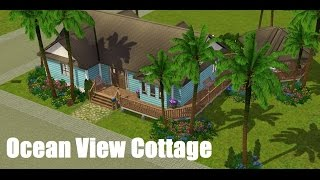 The Sims 3 Speed Build - Ocean View Cottage (Base Game)