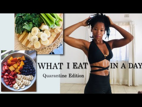 #quarantine #athome #whatieat WHAT I EAT IN A DAY || Quarantine Edition || Botswana 🇧🇼 Youtuber