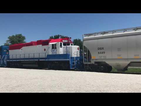 Railfanning In Tuckahoe NJ 7/2/17 w/ NJ RailFan