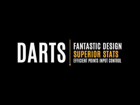 darts live stats