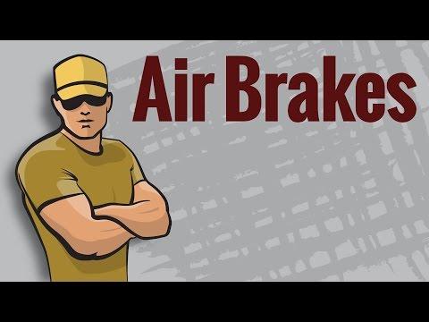 CDL Permit: Air Brakes