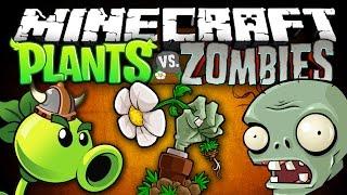 PLANTS VS ZOMBIES В МАЙНКРАФТ | Зомби против Растений (Обзор Модов #79)(Plants Vs Zombies: Minecraft Warfare Mod / Зомби против Растений PLANTS VS ZOMBIES В МАЙНКРАФТ *Подробно о моде смотрите в ссылке..., 2014-08-31T05:46:35.000Z)