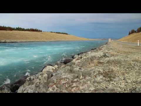 Fishing Tekapo and Twizel Hydro Canals