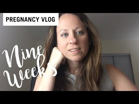 40-and-pregnant-|-9-week-update-|-first-trimester