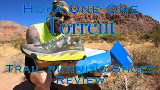 Hoka One One Torrent - Trail Running Shoe Review