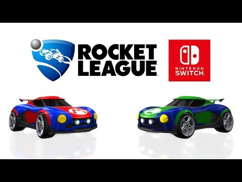 Rocket League® - Nintendo Switch Battle-Cars Trailer