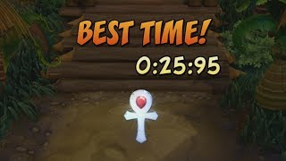 Crash Bandicoot 1 (PS4) -  All Gold/Platinum Time Trial Relics (Practice Makes Perfect Trophy Guide)