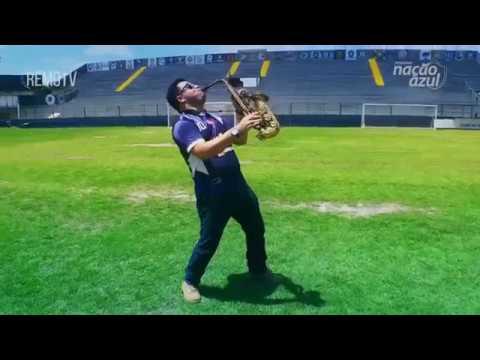 Hino do Clube do Remo tocado por Yossef Neto
