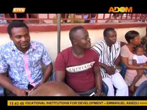 Adom TV News (1-12-17)