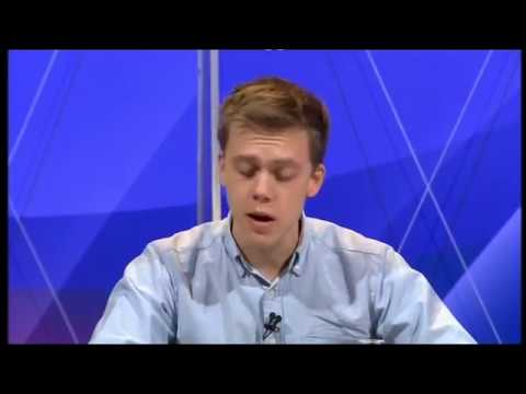 Palestine Defended on the BBC  (a rare moment)