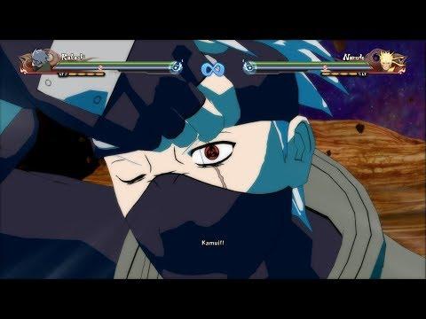 Can Kakashi's Kamui Save You From Naruto And Sasuke's Ultimate Jutsu???