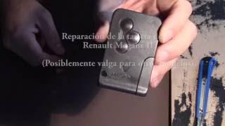 Reparar Tarjeta De Renault Que No Arranca. Muy Fácil Y Bien Explicado