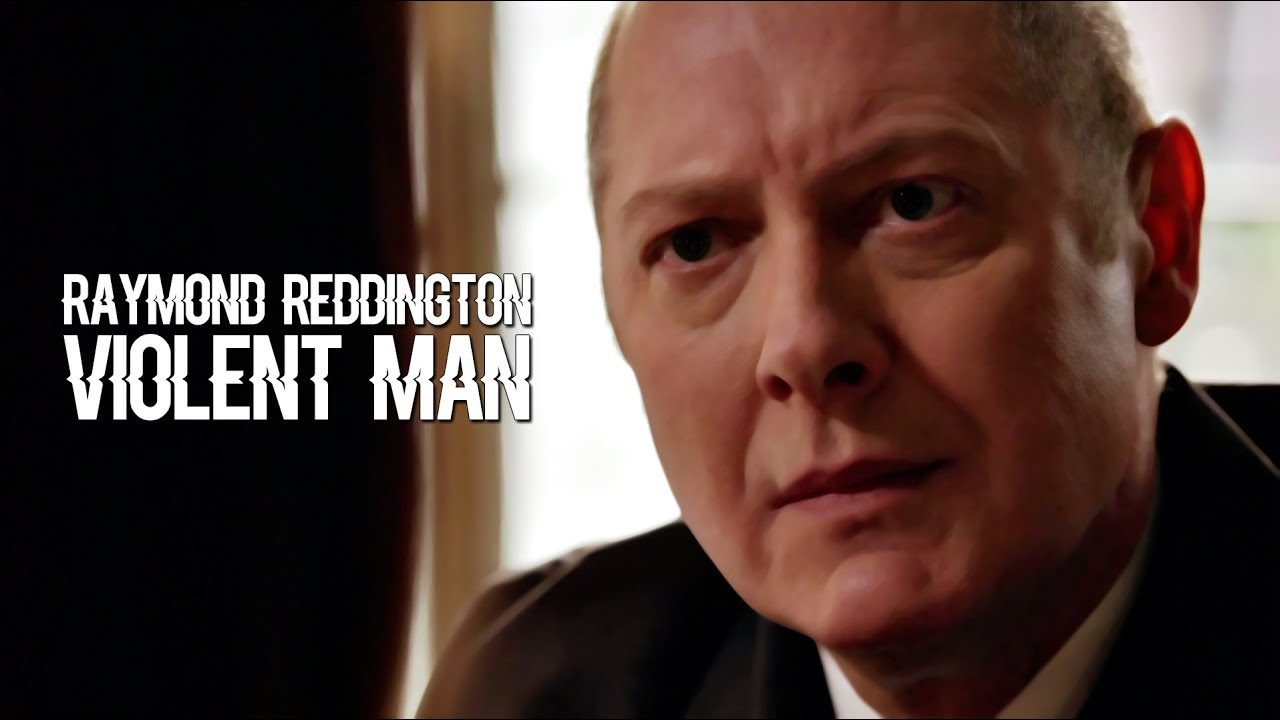 The Blacklist - Raymond Reddington - I\'m a violent man. (3x13)