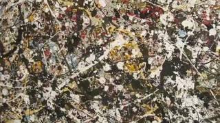 Jackson Pollock famous paintings