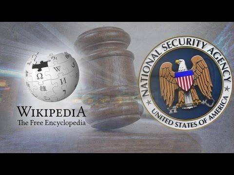Wikipedia demanda a la NSA por espionaje masivo en la Red