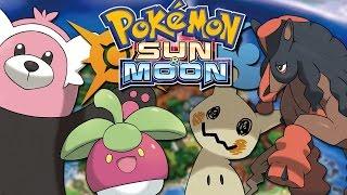 MORE NEWLY DISCOVERED POKÉMON!? | Pokémon Sun and Moon!