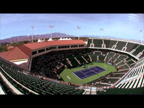 Indian Wells Tennis Garden expansion story - 2014