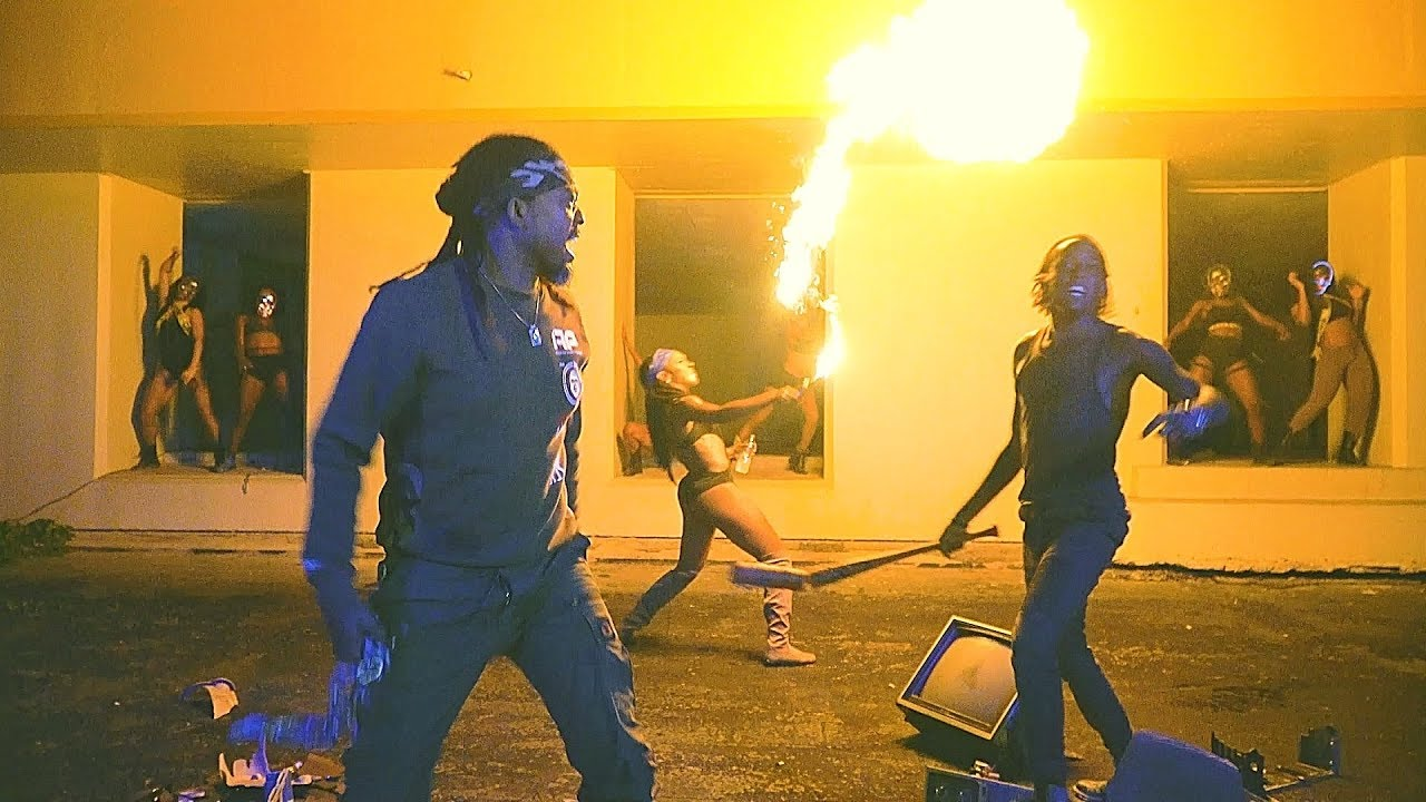 Issa Vibe / Pick Your Position (Music Video) ft Motto, Machel Montano & Skinny Fabulous | Soca 2