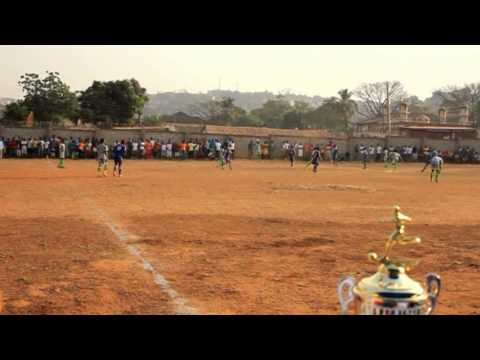 LawyerTimbo Football Trophy -Freetown 2014