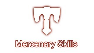 Dragon Nest Mercenary Skills