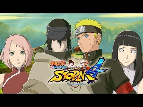Naruto Storm 4 Gameplay 60+ Minutes THE LAST Sakura, Hinata, Naruto, Sasuke DLC | Gamescom 2015 Demo