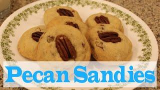 Pecan Sandies ~ Cookie Week!