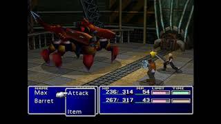 Final Fantasy VII Steam PC Gameplay/ Playthrough Pt1. Midgar