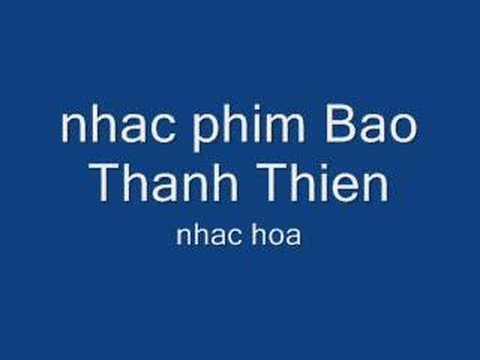 nhac phim Bao Thanh Thien