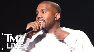 kanye west in hiding working on new music tmz live