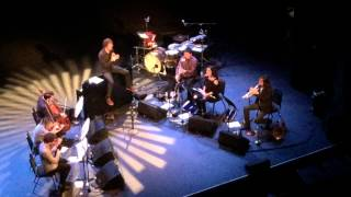 ben folds and ymusic not the same moore theatre seattle wa 9 14 15