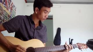 The day you went away (Guitar)