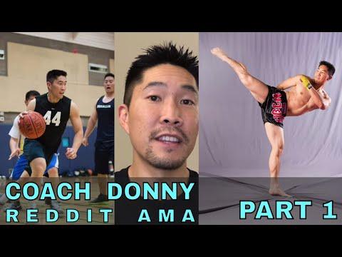 Coach Donny - Reddit AMA (PART 1) Volleyball FAQ