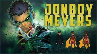 Teen Titans & More With Artist Jonboy Meyers