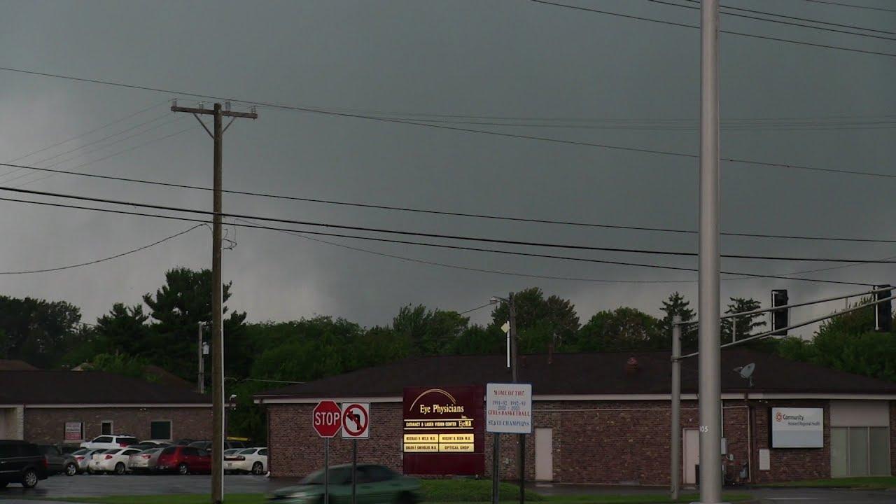 Dark Wednesday Anniversary Of The Kokomo Indiana Tornado Of
