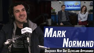 Gambar cover Mark Normand Discusses New Day Cleveland Appearance - Jim Norton & Sam Roberts