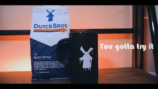 Outbraek Black With No Cream X Dutch Bros Contest submission