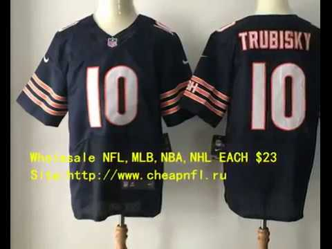 c14967f64 Chicago Bears 10 Trubisky Wholesale Cheap NFL Jerseys China From cheapnfl.ru  Only  23