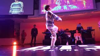 BTS 2K18 - MIX STYLE JUNIOR FINAL \\ Phil (ita) vs Natsuna (japan)
