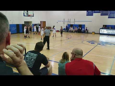 Kingman Girls vs Wichita Independent 1st Half