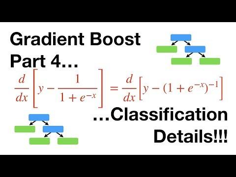 Gradient Boost Part 4: Classification Details - YouTube