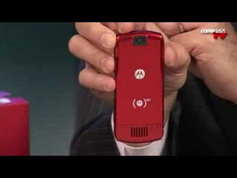 Motorola Project Red L7 SLVR Unlocked GSM Cell Phone