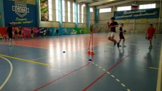 гандбол.обыгрыш.drill . handball
