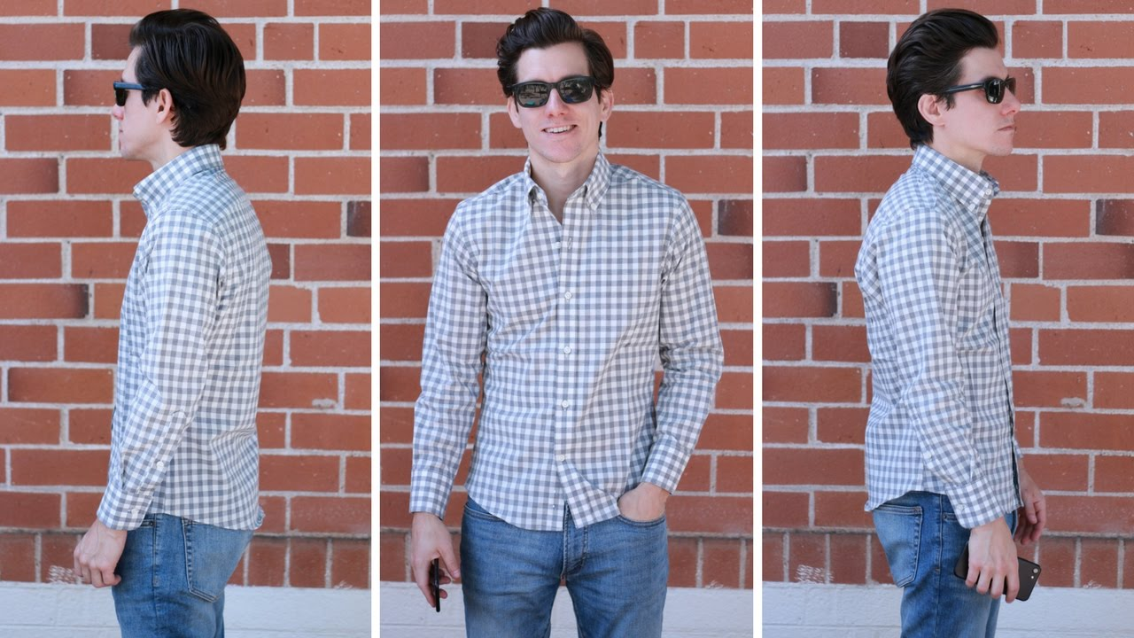 Best Untucked Dress Shirt Brands Chad Crowley Productions