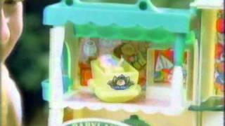 Cabbage Patch Kids Babyland General Hospital Commercial 1984