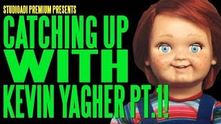 Catching Up With Kevin Yagher Part 1