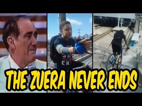 THE ZUERA NEVER ENDS #14 - Narrando a Zuera