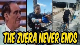 THE ZUERA NEVER ENDS #14 - Narrando a Zuera